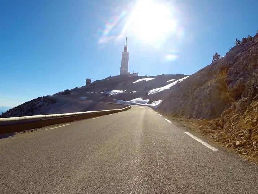 Mont Ventoux - Malaucene