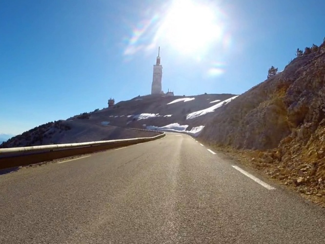Mont Ventoux - Malaucene preview