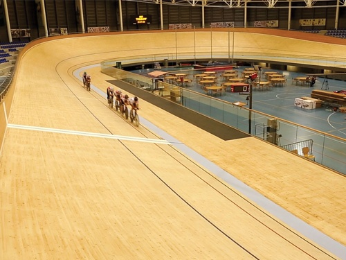 Aigle Velodrome preview