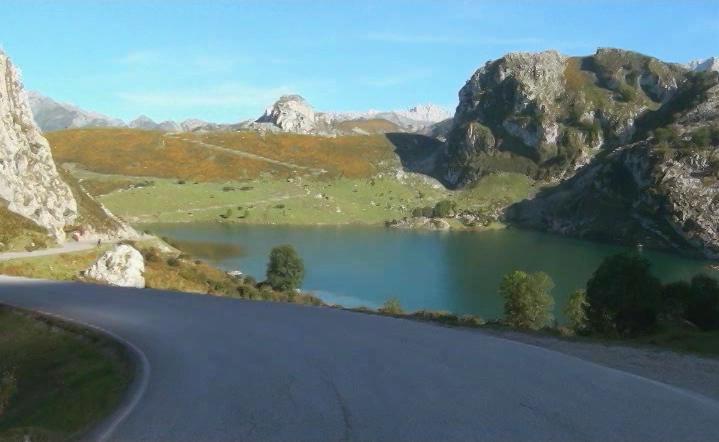 Coviella - Lago de Covadonga, Vuelta